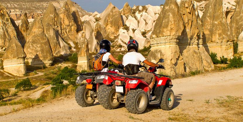 cappadocia atv safari tours
