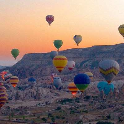 about activities cappadocia