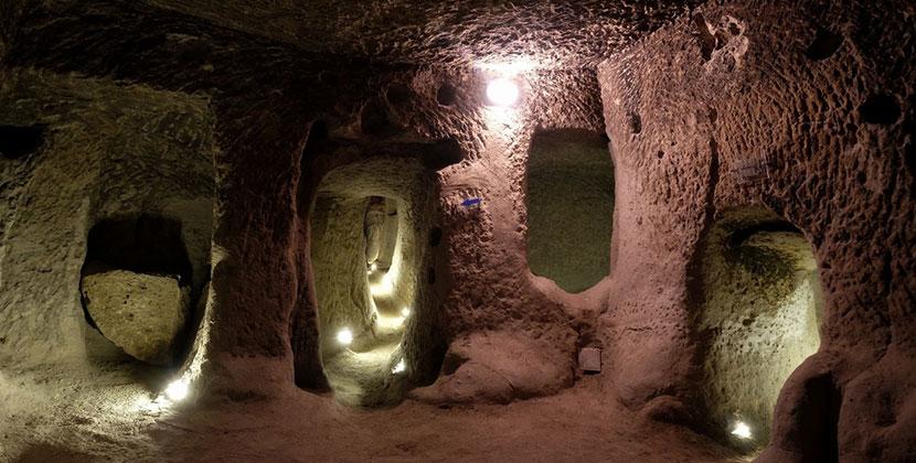 Mazi-Underground