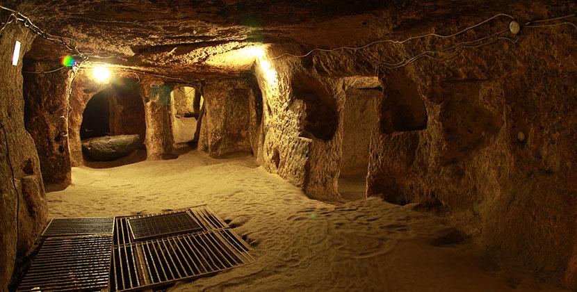 Ozkonak-Underground