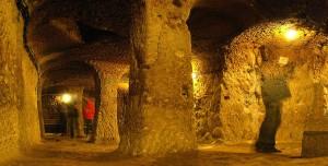 ozluce underground city