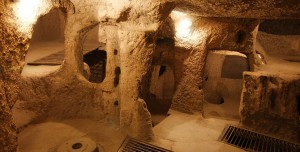 tatlarin underground city